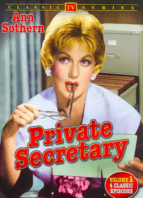 PRIVATE SECRETARY VOLS 1-4 BY PRIVATE SECRETARY (DVD)
