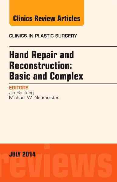 Hand Repair and Reconstruction By Tang, Jin Bo